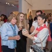 Linda Potus, Ellane Kolens, Tony Kolens, Mayor Marina G. Marino - Photo © JACEK PHOTO