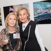 Dolores Kiriacon, Alice Rudin - Photo © JACEK PHOTO