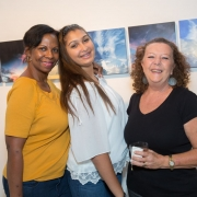 Erna Leslie, Skyler Ghezelaiagh, Andriana Ficarelli - Photo © JACEK PHOTO