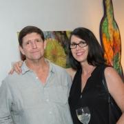 David Brown, Karen Wagner - Photo © JACEK PHOTO