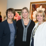 Pam Dean, Rena Blades, Gail Horvath - Photo © JACEK PHOTO