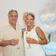 Bruce Gootner, Debbie Mostel - Photo © JACEK PHOTO