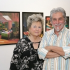 Mary Ann and Barry Seidman - Photo © JACEK PHOTO