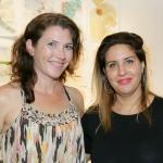 Kristin Miller Hopkins and Jessica Amaral - Photo © JACEK PHOTO