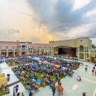 Mizner Park Amphitheatre - Summer in the City - Photo © Polin PR 7