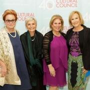 Celia Zahringer, Christine Carton, Bonnie LeMay, Janice Florin - Photo © JACEK Photo