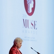 2018 Muse Grand Benefactor Chair Roe Green - Photo © JACEK Photo