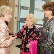 Judy Goodman, Hermé de Wyman Miro, Suzanne Niedland - Photo © JACEK Photo