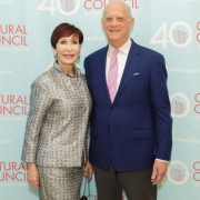 Peg Anderson, Irvin Lippman - Photo © JACEK Photo