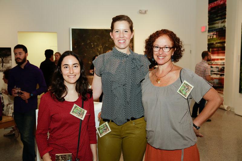 Kim Heise, Michelle A.M Miller, Isabel Gouveia, Photo Credit: JACEK PHOTO