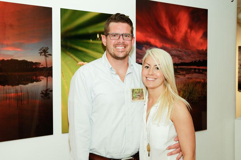 Benji and Kristen Studt, Photo Credit: JACEK PHOTO