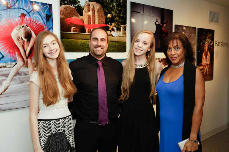 Emily Price, Neil Cohen, Kaitlin Duffy, Karina Felix Fedele, Photo Credit: JACEK PHOTO