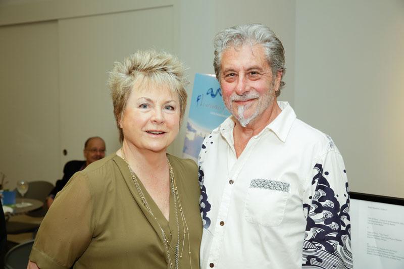 Mary Ann and Barry Seidman, Photo Credit: JACEK PHOTO
