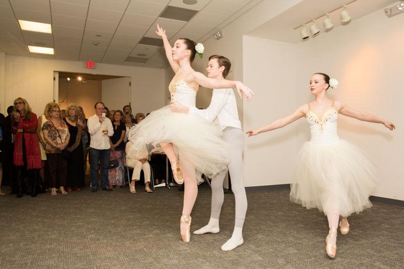 Carley Anderson, Jules Mabie, Paige Lewis, Photo Credit: JACEK PHOTO