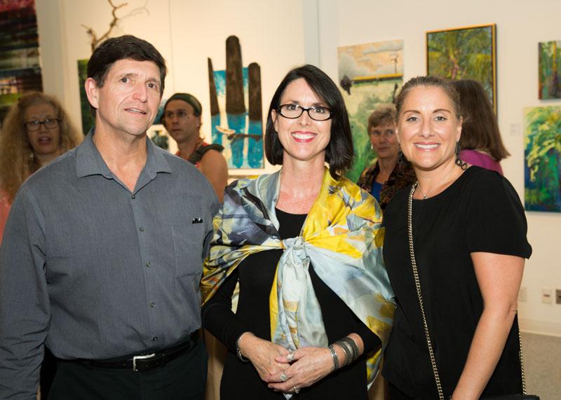 David Brown, Carin Wagner, Marisa Pascucci, Photo Credit: JACEK PHOTO
