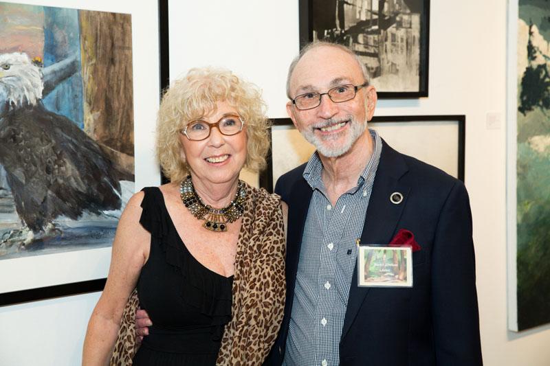 Diane and Martin Johnson, Photo Credit: JACEK PHOTO