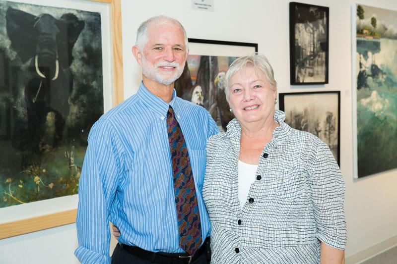 John and Cindy Bartosek, Photo Credit: JACEK PHOTO