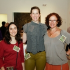 Kim Heise, Michelle A.M Miller, Isabel Gouveia, Photo Credit: JACEK PHOTO