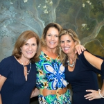 Shirley Ferris, Sandy Finck, Debbie Calabria, Photo Credit: JACEK PHOTO