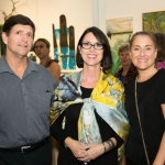 David Brown, Carin Wagner, Marisa Pascucci, Photo Credit: JACEK PHOTO