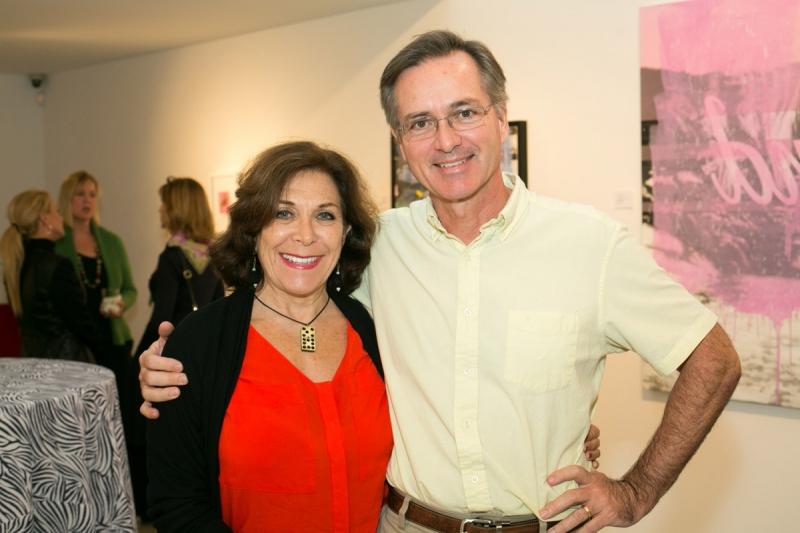 Ilene and Norm Adams. Photo Credit: Jacek Photo