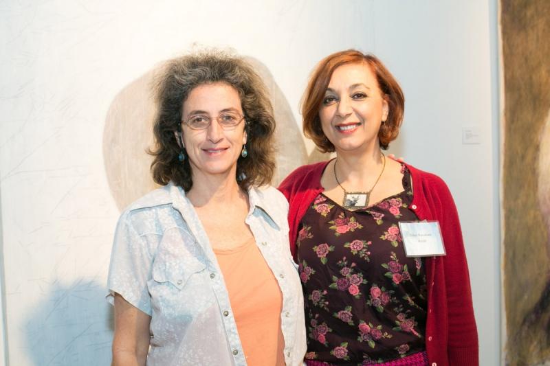 Sibel Kocabasi, Maxine Spector. Photo Credit: Jacek Photo