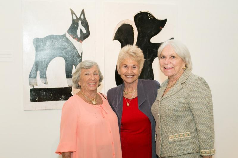 Phyllis Verducci, Linda Wartow, Jeanne Kanders. Photo Credit: Jacek Photo