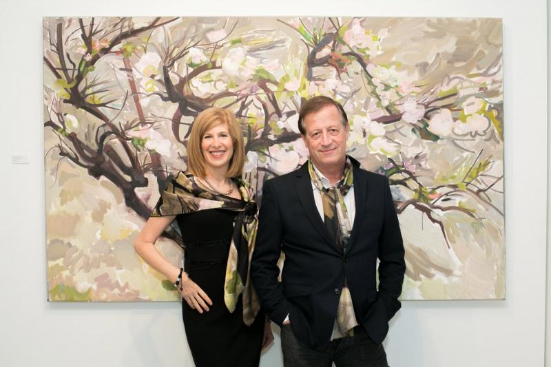 Joy Felton, Neri Holzer. Photo Credit: Jacek Photo