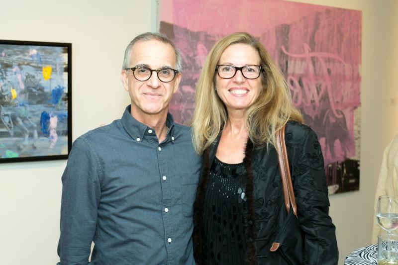 Robert Perrotti, Lisa Kurtz. Photo Credit: Jacek Photo