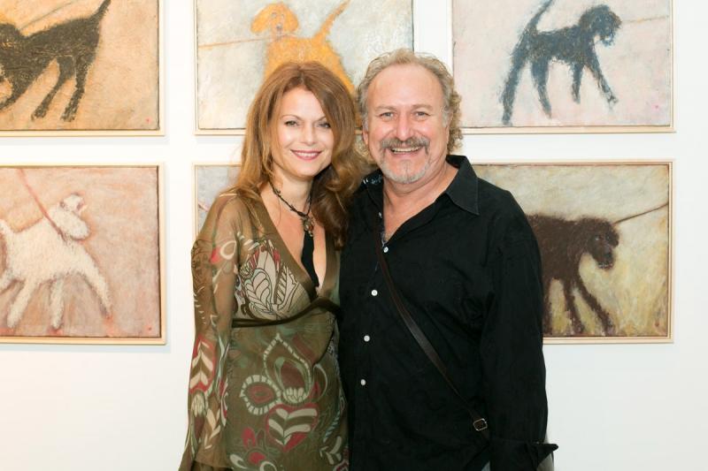 Gabriele Kraus, Ray Gross. Photo Credit: Jacek Photo