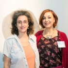 Sibel Kocabasi, Maxine Spector. Photo Credit: Jacek Photo