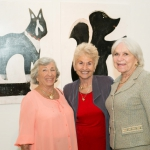 Phyllis Verducci, Linda Wartow, Jeanne Kanders. Photo Credit: Jacek Photo