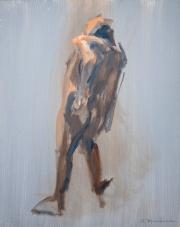 <i>Art Energy 10</i>, oil on canvas, 16 x 20