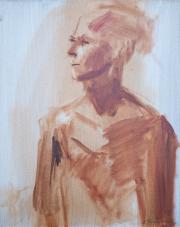 <i>Art Energy 15</i>, oil on canvas, 16 x 20