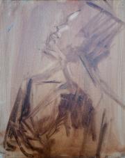 <i>Art Energy 6</i>, oil on canvas, 16 x 20