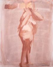 <i>Art Energy 8</i>, oil on canvas, 16 x 20