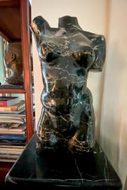 <i>Female Torso</i>, bronze limited edition, 17.5 x 9.5