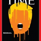 "Time, August 2016, ""Meltdown,"" Edel Rodriguez"