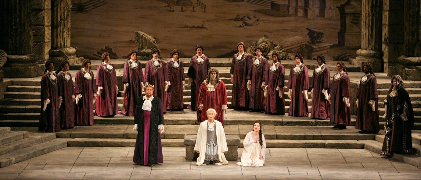 "Met Opera: Mozart's ""Idomeneo"" Live in HD"