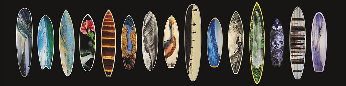 15 Surfboards by 15 Shapers - Tony Arruza
