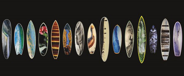 15 Surfboards by 15 Shapers | Tony Arruza