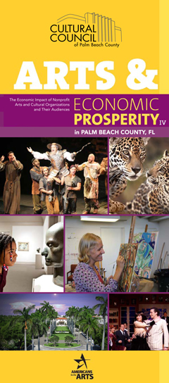 Arts & Economic Prosperity IV Palm Beach County