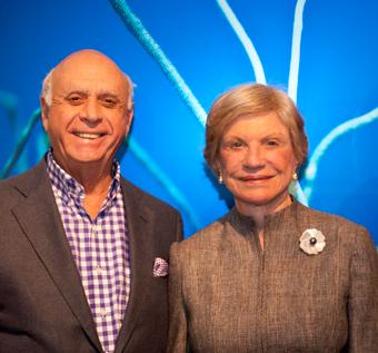Bruce Beal & Sallie Korman