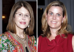 2012 Muse Awards Co-Chairs Jean Sharf & Elizabeth Neuhoff