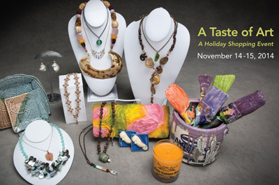 A Taste of Art: Holiday Shopping Event