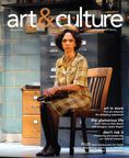 art&culture magazine cover - Spring 2013