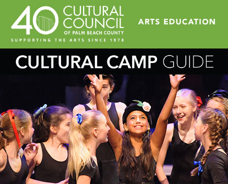 2018 Palm Beach County Cultural Camp Guide