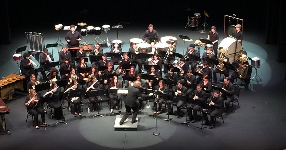 "FAU Wind Ensemble: ""Inventing the Future"""