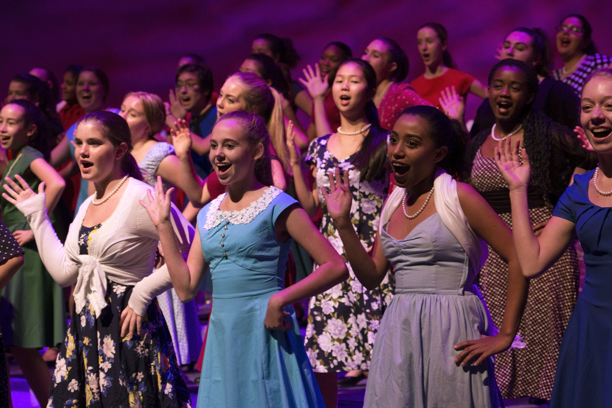 American Tapestry: Young Singers of the Palm Beaches in Concert