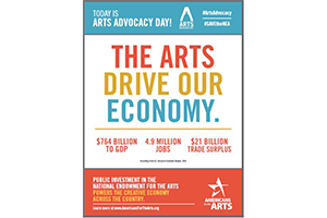 Americans for the Arts - Arts Advocacy Day